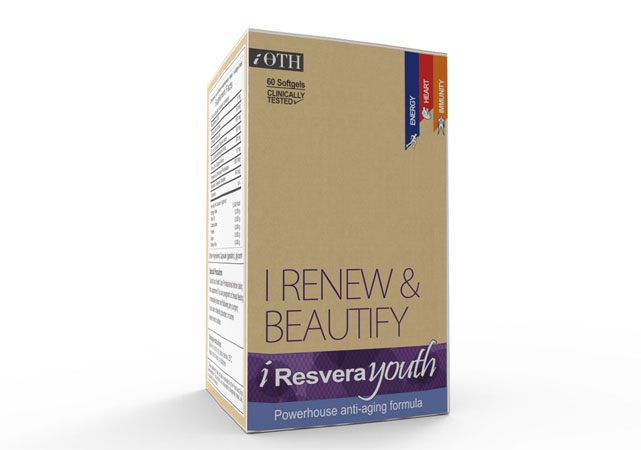 Resveratol Vitamin Supplements