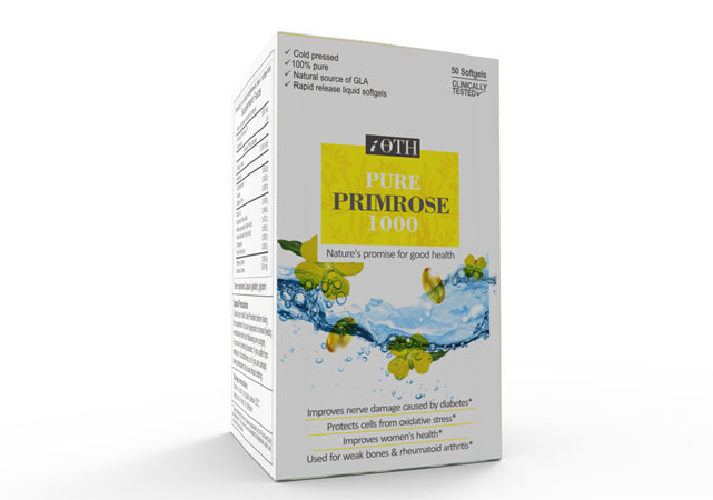 iOTH pure Primrose Oil 1000mg