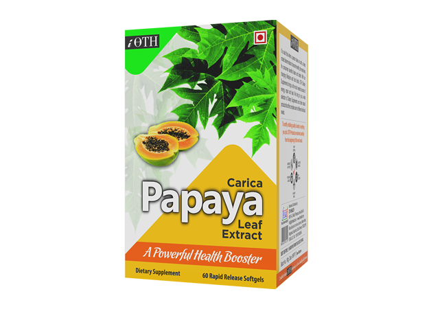 iOTH CARICA PAPAYA LEAF EXTRACT
