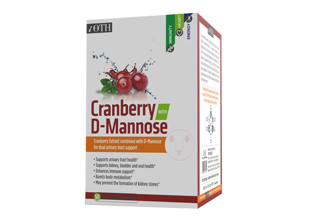 CRANBERRY WITH D-MANNOSE