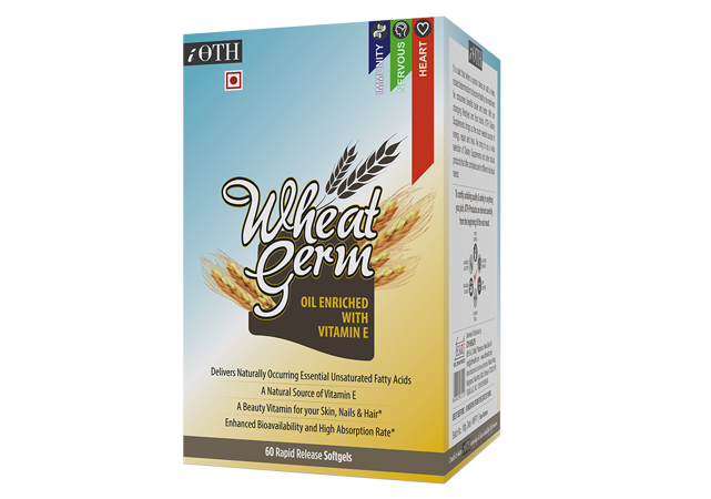 WHEAT GERM OIL ENRICHED WITH VITAMIN E