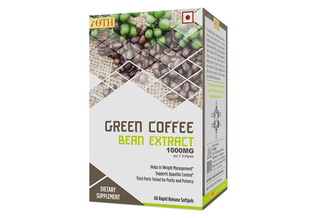 iOTH Green Coffee Bean Extract