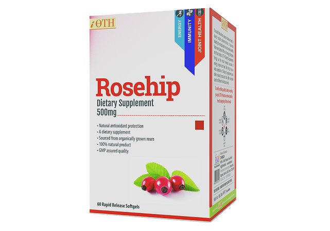 iOTH joint knee care, Rosehip